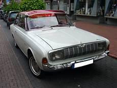 Ford Taunus P5 17m 1964 1967 Den P5 Konnte Als 2