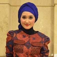 Pesona Jilbab Turban Dian Pelangi And Style