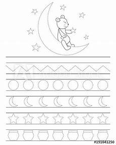 handwriting worksheets for motor skills 20666 handwriting practice sheet for teddy printable worksheet coloring page