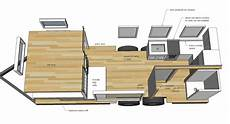 tumbleweed house plans free ana white quartz tiny house free tiny house plans