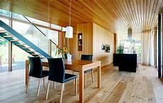 Austria Wooden Houses Wood Clad Inside And Out Modern