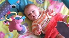 The Prettiest 7 Week Baby Stassi Entertained