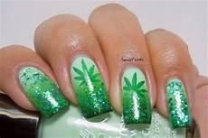 weeds inspired nails nail art gallery