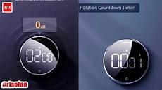 Jiezhi Magnetic Electronic Timer From Xiaomi xiaomi baseus magnetic digital timers