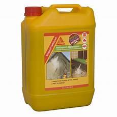 produit pour enlever la peinture nettoyant d 233 sincrustant sika sikagard 5 l incolore leroy