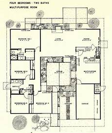 joseph eichler house plans joseph eichler floor plans 1000 images about eichler floor