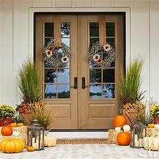 Decorations Front Door by How To Decorate Your Front Door For Fall