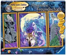 Malen Nach Zahlen Ausmalen Ravensburger Ravensburger Malen Nach Zahlen Premium Serie A Mystische