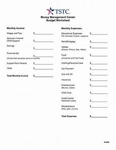 money management worksheets for adults 2245 17 best images of money management worksheets printable monthly money management worksheet