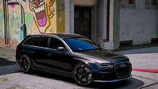 Audi Rs4 Tuning - audi rs4 avant 2013 add on tuning gta5 mods