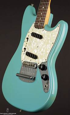 new fender mustang fender mustang blue 1966