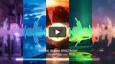 how to get audio visualizer live wallpaper free simple audio spectrum visualizer after