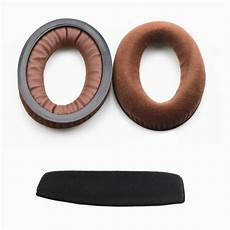 Replacement Padswith Headbrand Cushions Sennheiser Headphone by Replacement Ear Pads With Headband Pillow Cushions Earpads