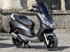 Peugeot Elystar 50 Advantage Scooter