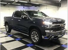 New 2019 Chevrolet Silverado 1500 LTZ 4D Crew Cab in South