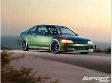 1995 Honda Civic EX   Import Tuner Magazine