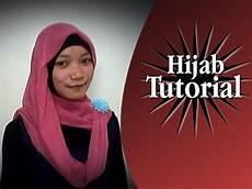 Model Jilbab Cara Memakai Jilbab Segi Empat Modern