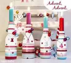 basteln mit einmachgläsern adventskranz aus flaschen http www tabula rosi de x