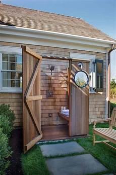 45 stunning outdoor showers that will leave you invigorated