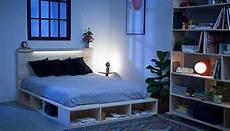 Rückwand Bett Selber Bauen - stauraum bett selber bauen
