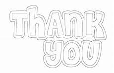 Thank You Card Template Pages by Coloring Thank You Cards Free Printable A
