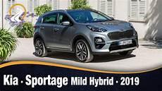 kia sportage mild hybrid 2019 informaci 243 n y review