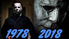 michael myers evolution of michael myers 1978 2018