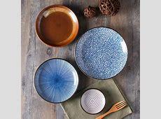 Guaranteed 100% Crackle glaze dinnerware sets Japanese