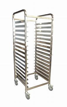 kss 15 tray mobile bakery rack trolley 16x29 concorde food equipment