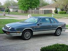 89 Chrysler Lebaron