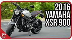 2016 Yamaha Xsr 900 Ride