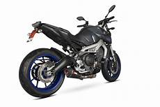yamaha mt 09 exhausts mt 09 performance exhausts