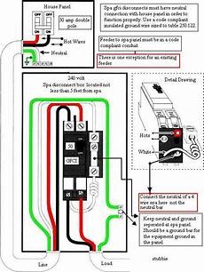 Nec Gfci Circuit Breaker Wiring Diagram by Breaker For Tub Electrical Page 2 Diy Chatroom