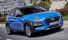 Hyundai Kona Hybrid Ioniq Powertrain For The B Suv