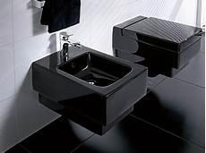 wc schwarz schwarze wcs toiletten von villeroy boch