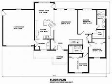 bungalow house plans ontario 10 inspiring english cottage house plans bungalow floor