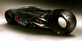 Futuristic Bike Black By MikaelLugnegard On DeviantART
