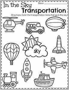 transportation worksheets for pre k 15224 transportation worksheets transportation preschool activities transportation theme preschool