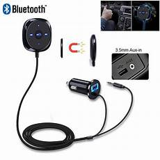 bluetooth adapter auto test wireless bluetooth 3 5mm car audio stereo aux
