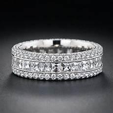 french cut wide diamond band sparkly jewelry diamond wedding bands diamond rings