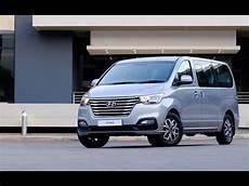 Hyundai H1 2 5 Elite 2018 Launch Review Technobok