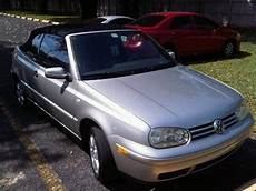 transmission control 2001 volkswagen cabriolet parking system sell used 2001 volkswagen cabrio glx convertible 2 door 2 0l in miami beach florida united states