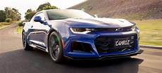 2019 chevrolet camaro zl1 right drive australian review