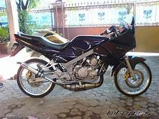 Ssr Modif by Motor Sport Modification Modif Kawasaki 150r