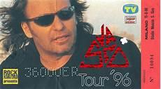 scaletta concerto vasco 2013 concerts 81 15 giugno 1996 vasco