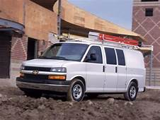 2003 Chevrolet Express Models Trims Information And
