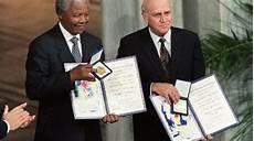 Pourquoi Nelson Mandela Aurait Pu Refuser Le Nobel Mais Ne
