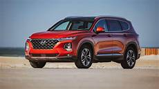Hyndai Santa Fe - 2019 hyundai santa fe review stylish and sure footed