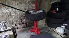 D 233 Monte Pneu Manuel Manual Tire Changer
