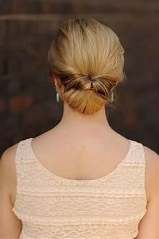 chignon hairstyle wedding sleek chignon classic chignon
